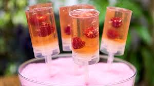 pushable rosé pops food network