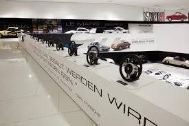 mercedes museum stuttgart interior porsche museum 911 steering wheel 1963 to present eurocar news