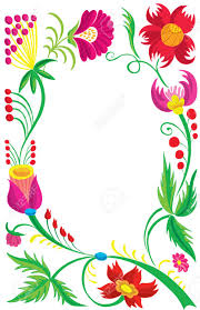 background design of a beautiful flower pattern royalty free