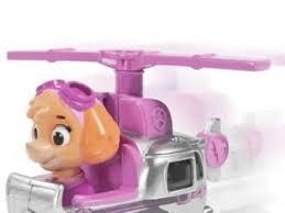 paw patrol skye u0027s flyin u0027 copter figure toys