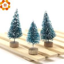 new selling 3pcs diy tree small pine tree mini trees