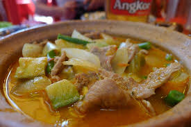 khmer cuisine khmer curry picture of traditional khmer food restaurant siem
