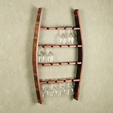 furniture awesome wine holder for wall as storage and wall decor