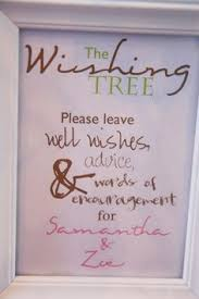 wishing tree sayings really like this idea baby blessing tree take some time to