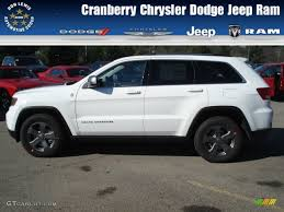 jeep cherokee trailhawk white 2013 bright white jeep grand cherokee trailhawk 4x4 73633412