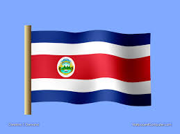 Costarican Flag Wallpaper For Computer Costa Rican Flag Desktop Wallpaper 1024