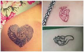 tatuajes de corazones y otros diseños de tatuajes de amor