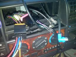 new radio install in 98 disco land rover forums land rover and