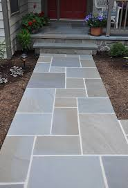 Patio Stone Flooring Ideas by Best 25 Bluestone Pavers Ideas On Pinterest Paver Stone Patio