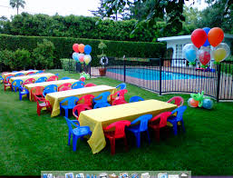 cheap tables and chairs for rent children party tables chairs kid party tent rentals miami a