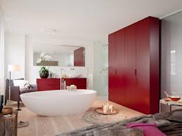 Shower In Bedroom Design 12 Bedrooms Ideas With Bathtubs Or Showers