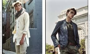 Photographers In Nyc Mens Fashion Editorial U0027homesick Blues U0027 In Nyc
