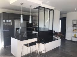 cuisine verriere 5 types de verrière d intérieur pour aménager votre cuisine le
