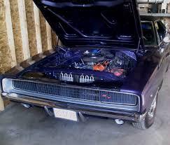 1968 dodge charger engine reader s rides jim barrett s 1968 dodge charger r t mopar
