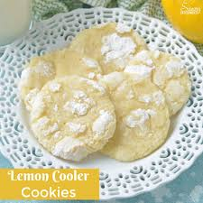 lemon cooler cookies savory experiments
