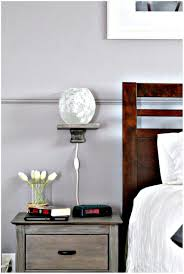 Floating Nightstand Shelf Nightstand Shelves Home And Interior