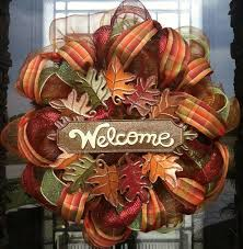 fall wreath ideas deco mesh wreaths wreaths front doors and thanksgiving