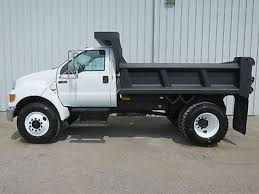 ford f750 xl sd dump trucks for sale used trucks on buysellsearch
