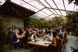 los angeles weddings greenhouse wedding reception photo by kym ventola photography