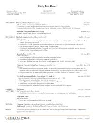 Best Resume Format College Students by First Year College Student Resume Resume Examples 2017