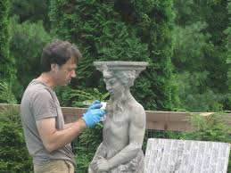 images about diy statuessculptures newest funky garden