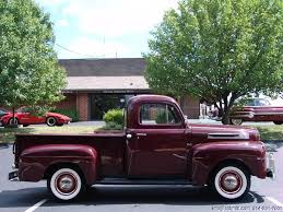 1950 ford up truck 1950 ford f 1 up daniel company