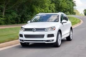 touareg volkswagen 2014 volkswagen aims for accident free driving with new active tech