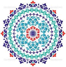 oriental pattern and ornaments turkish design u2014 stock vector