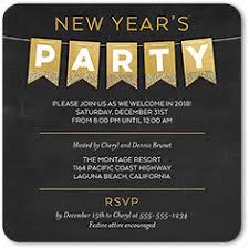 new year invitation new year s invitations new year s party invites shutterfly