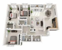 3 bedroom apartment floor plans download 3 bedroom apartments in alexandria va dissland info