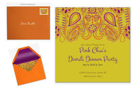Diwali Invitation Cards Diy Centrepiece For Diwali With Evite U2013 Pink Chai Living