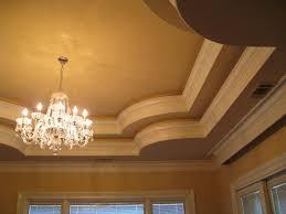 interior contemporary ceiling decoration for living room design