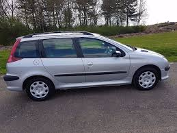 who owns peugeot peugeot 206 sw 2 0 hdi s diesel manual estate 1 owner f m d s h in