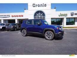 jeep renegade blue interior 2016 jetset blue jeep renegade sport 112772850 gtcarlot com