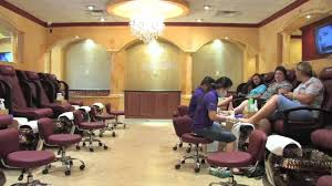the ambiance nail salon u0026 spa experience youtube