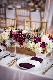 wedding tables table centerpiece ideas for 50th wedding