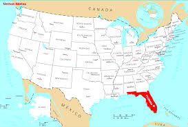 Flordia Map Where Is Florida Located U2022 Mapsof Net
