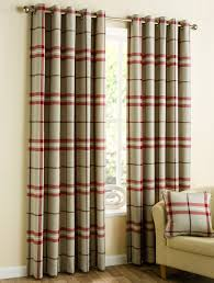Danielle Eyelet Curtains by Red Eyelet Curtains Cheap Window Curtains Available Terrys Fabrics