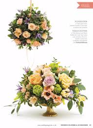 Wedding Flowers Magazine Press U0026 Media Michael Hilbrown Wedding Event U0026 Corporate Florist
