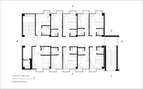 Floor Plan Of A Store Retirement Home U2013 Svoge Mehandjiev Architects