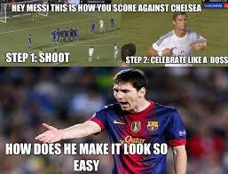 Soccer Player Meme - 30 funny memes on messi football memes wapppictures com