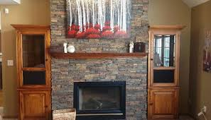 decorations wall mounted indoor fireplaces your daily pictures of rock fireplaces sougi me