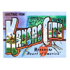 greetings from kansas city postcard made in kansas city