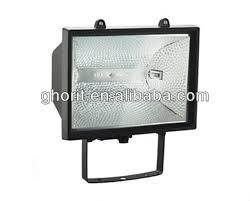 ip44 aluminum halogen lamp 500w with good price dj h103 buy