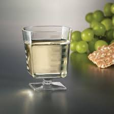 clear plastic cups for wedding complete your thanksgiving centerpieces with square wine glasses