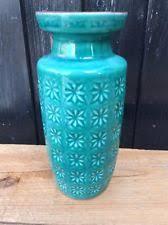 Duck Egg Blue Vase Turquoise Vase Ebay