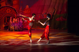 ballet theatre of indiana presents the nutcracker presented by