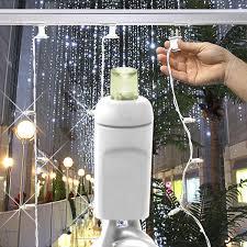 35 led wide angle lights twinkling light curtains