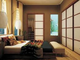 Bedroom Lighting by Enchanting Image Of Bedroom Decoration Using Large Glass Wall In