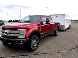 ford trucks 250 2017 ford f 250 king ranch duty truck may be best